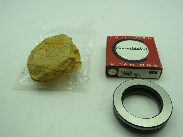81209 Consolidated Bearing THRUST ROLLER BEARING