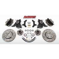 "McGaughys 63148 Front Disc Brake Kit 13"" Rotors, 1963-1970 GM C-10 Truck"