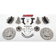 "McGaughys 63236 Front Disc Brake Kit 13"" Rotors for 1967-1969 Camaro/Firebird"