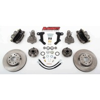 "McGaughys 63237 Front Disc Brake Kit 13"" Rotors for 1967-1969 Camaro/Firebird"