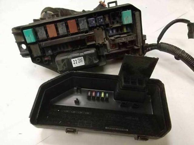 Fuse Box Engine Compartment 38256