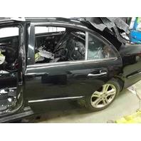 REAR SIDE DOOR Driver Paint Code 197 Mercedes E320 E500 E55 2009 2008 2007 2006