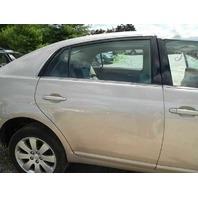 REAR DOOR Passenger Paint Code 4Q2 Toyota Avalon 2012 2011 2010 2009 2008