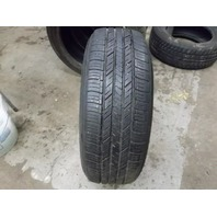 One Used Goodyear Assurance Tire 215/55R17 6.75/32nd