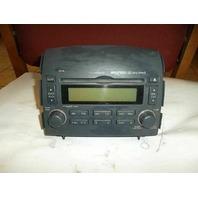 Radio CD Player 96180-0A600-FZ Hyundai Sonata 2008 08