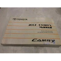 Owners Manual Toyota Camry 2011 11