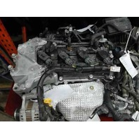 Engine Motor 2.5L VIN A 4th Digit QR25DE 10102-9HK2P Nissan Altima 2016 2017 Less than 10k