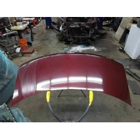 Trunklid Trunk Lid w/o Spoiler 68500-TA0-A90ZZ Paint Code R530P 4dr Honda Accord 2010 2009 2008