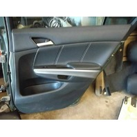 Door Trim Panel, Rear 83702-TA5-A64ZA Passenger Honda Accord 2012 2011 2010 2009 2008