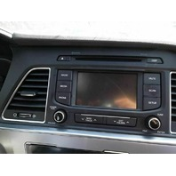 Audio Equipment Radio Receiver AM-FM-CD-MP3-satellite 96180-C2000-4X Hyundai Sonata 15 2015