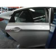 Passenger Rear Side Door Paint Code SM 77004-3Q000 Hyundai Sonata 2014 2013 2012 2011