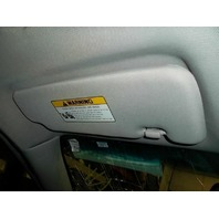 Driver Sun Visor Illuminated Glass Roof VIN C 85201-3Q121-TX Hyundai Sonata 2014 2013