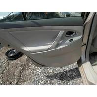 Door Trim Panel, Rear LA40 Driver 67640-06301 Toyota Camry 2011 2010 2009 2008 2007