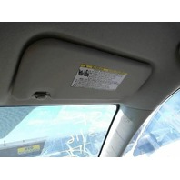 Passenger Right Sun Visor Interior Trim Code FB40 74310-02D90-E1 Fits 09-13 COROLLA