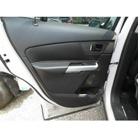 Door Trim Panel, Rear Driver BT4Z-7827407-BA Ford Edge 2011 2012 2013 2014