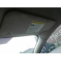 Passenger Right Sun Visor Illuminated Trim FW CA1Z-7804104-AA Fits 11-15 Ford Edge