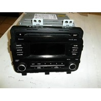 Radio Receiver AM-FM-CD-MP3-satellite Kia Optima 2016 2015 2014