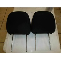 Front Cloth Headrest Set CT4Z-78611A08-A Ford Edge 2015 2014 2013 2012 2011