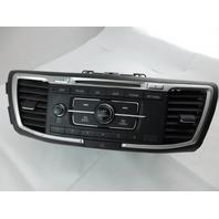 Radio Sedan CD Player 39100-t2a-a12 Honda Accord 2015 2014 2013