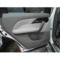 Door Trim Panel, Rear Driver 83781-STX-A02ZB Acura MDX 2009 2008 2007