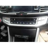 Temperature Control Automatic Control 79600-T2F-A41 Honda Accord 2015 2014 2013