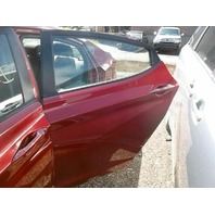 Driver Rear Side Door 77003-3X011 RED Paint Code TR Hyundai Elantra 2016 2015 2014 2013 2012