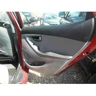Door Trim Panel, Rear 83306-3X052-RAS Passenger Hyundai Elantra 2016 2015 2014 2013 2012 2011