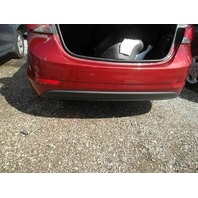 Rear Bumper Assembly Sedan 86611-3Y700 US Built RED Paint TR Hyundai Elantra 2016 2015 2014