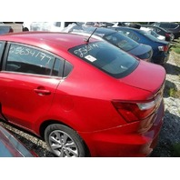 Driver Quarter Panel Sedan 715031WC30 RED Kia RIO 2017 2016 2015 2014 2013 2012