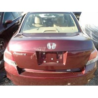 Trunklid Trunk RED 68500-TA0-A90 Honda Accord 4dr 2010 2009 2008