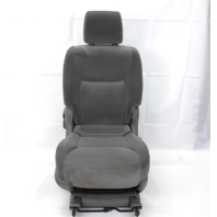 Rear Seat Passenger 2nd Row FC12 Gray Toyota Sienna 2010 2009 2008 2007 2006 2005 2004