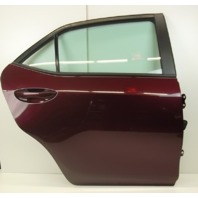 Rear Door Passenger 67003-02400 Toyota Corolla 2018 2017 2016 2015 2014