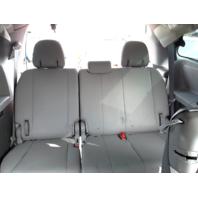 Rear Seat 3rd Row Leather Set Toyota Sienna 2019 2018 2016 2015 2014