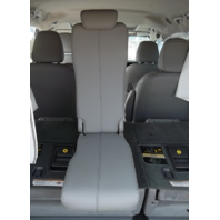 Center Middle Jump Seat Leather 79013-08100 Toyota Sienna 2017 2016 2015 2014 2013 2012 2011