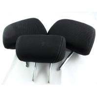Rear Seat Headrest Set 4dr 82140-T2F-A61 Honda Accord 2016 2015 2014 2013
