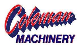 Coleman Machine