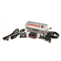 RIDETECH Manual 4-Way Compressor System P/N - 30154000