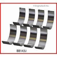 "Beari GM MARINE 3.0L / 181 OHV L4 8V Four Cylinder 4.000""Rod bearings 030"
