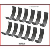 08-12 Honda 3.5L / 3471 SOHC V6 24V J35Z3  Rod Bearings STD