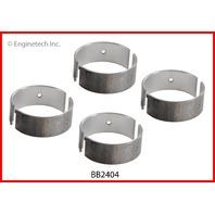 """98-01 Suzuki 1.3L / 1298 SOHC L4 16V """"2""""  Rod bearings .50"""
