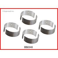 """94-00 Suzuki GM 1.6L / 1590 SOHC L4 16V """"6"""" Rod bearings .50"""