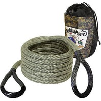 BUBBA ROPE Renegade Rope 3/4in X 20 ft P/N - 176655BKG