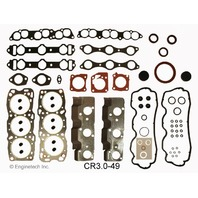 89-92 Chrysler 3.0L SOHC V6 12V Gasket Set