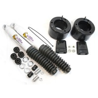 DAYSTAR PRODUCTS INTERNATIONAL 14- Dodge Ram 2500 4WD 2in Front Leveling Kit P/N - KC09138BK
