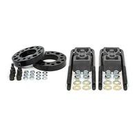 Daystar KF09122BK Comfort Ride Suspension Lift Kit Fits 09-17 F-150