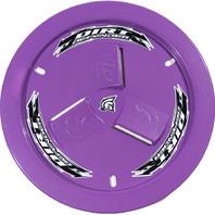 DIRT DEFENDER RACING PRODUCTS Wheel Cover Purple Vented P/N - 10200