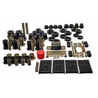ENERGY SUSPENSION Hyper-Flex 67-69 Camaro/Firebird Black P/N - 3.18118G