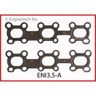 05-15 Fits Nissan 4.0L VQ40DE Exhaust Manifold Gasket