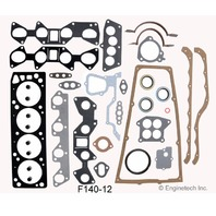 86-86 Ford 2.3L SOHC L4 8V Naturally Aspirated Gasket Set