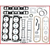 92-92 Ford 5.0L OHV V8 16V Gasket Set